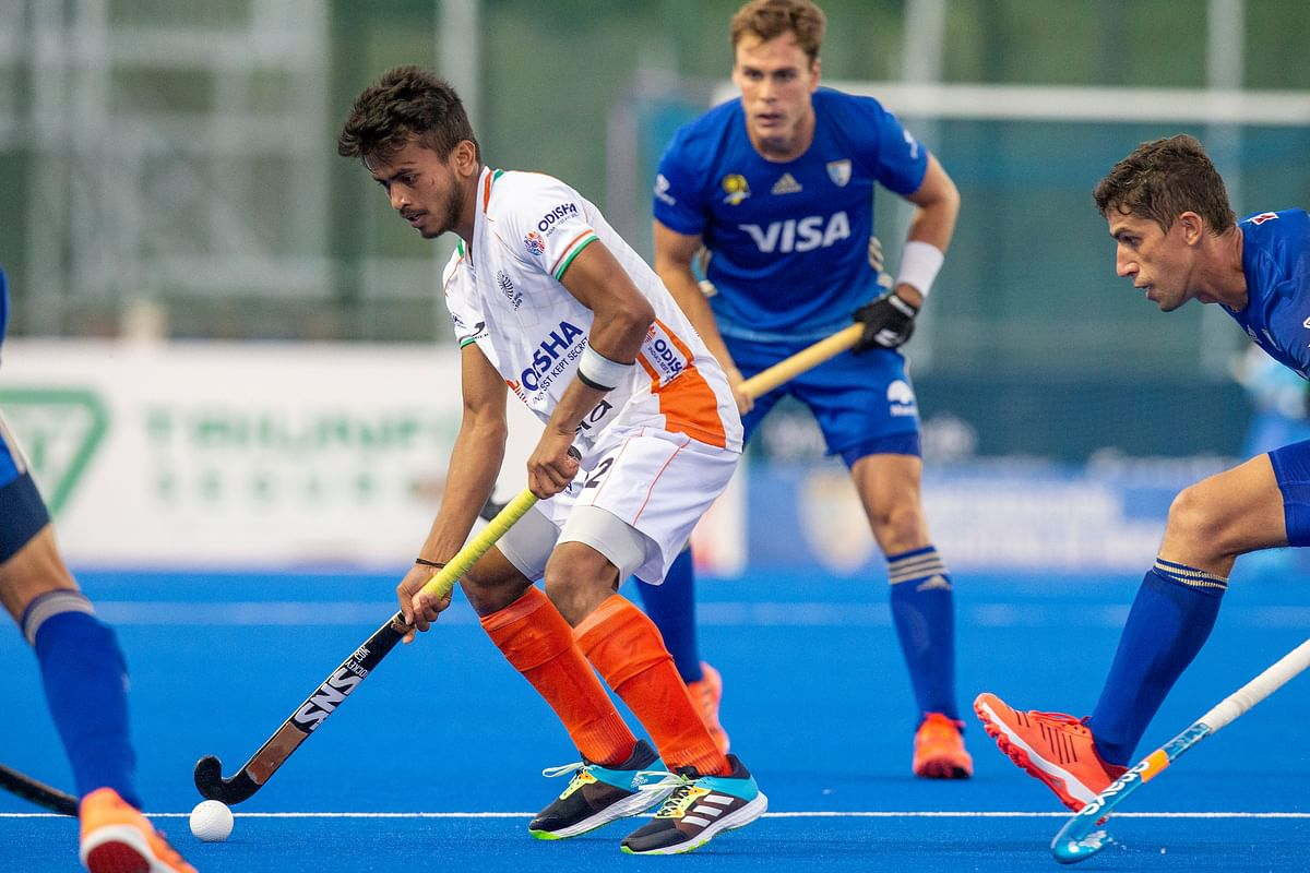 It is overwhelming to be nominated FIH Rising Star of the Year: Midfielder Vivek Prasad