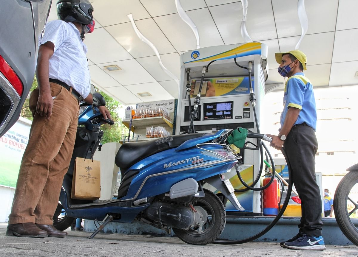 Fuel prices hiked again by 35 paise per litre
