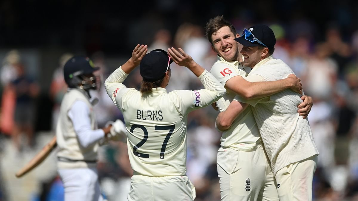 3rd Test: India suffer innings defeat, series level at 1-1