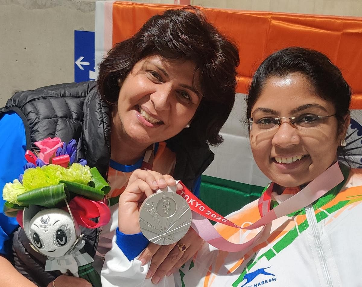 'Nothing is impossible', says Bhavina after winning TT silver medal