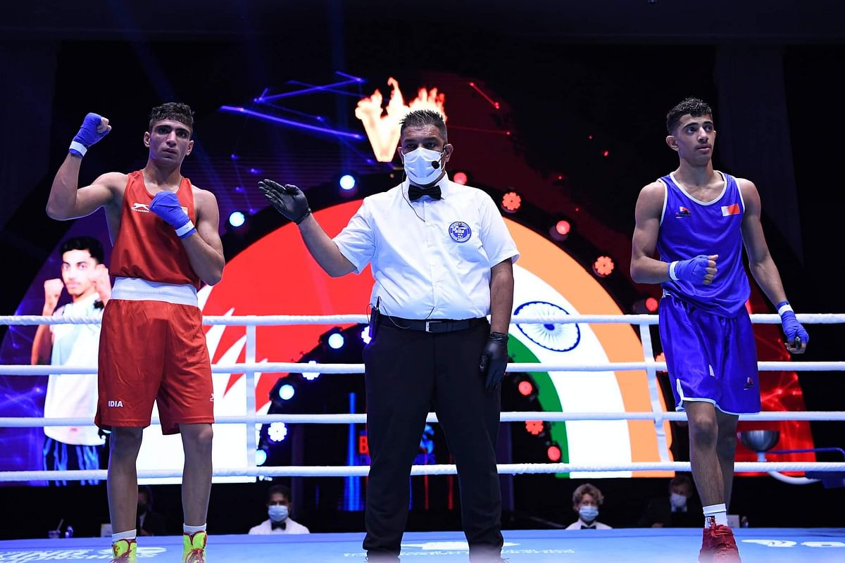 Six Indians win, three crash out at the Asian Youth/Jr Boxing Championships