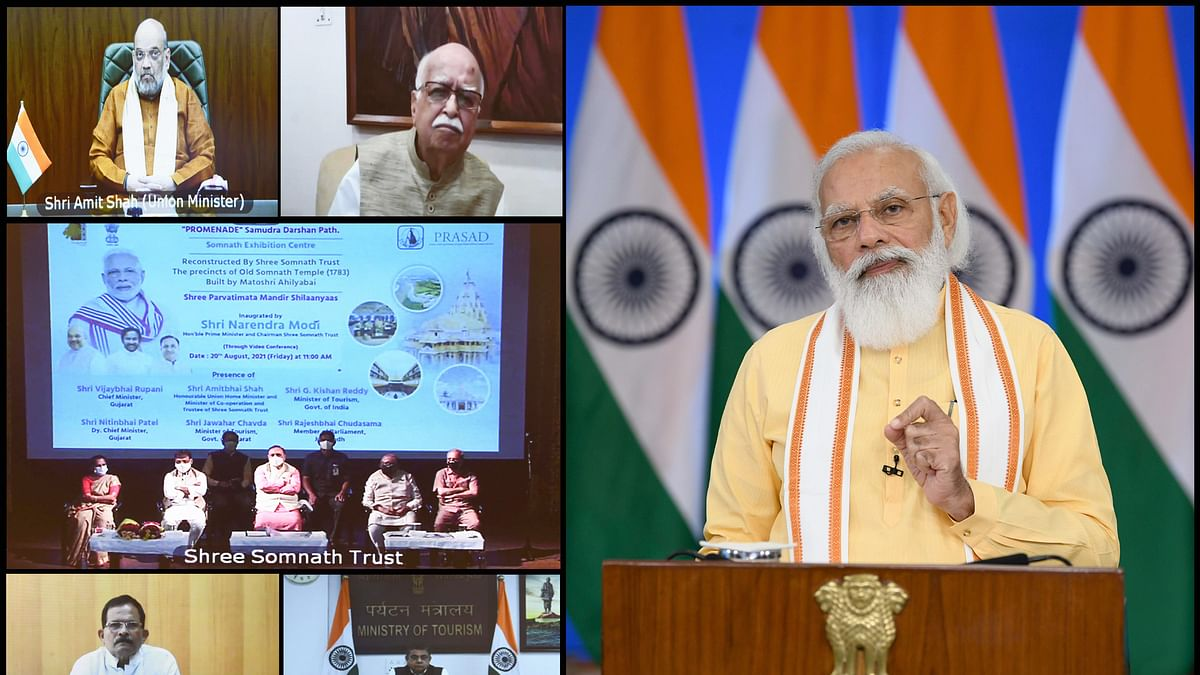 Modi says empires established on the basis of terror can never be permanent