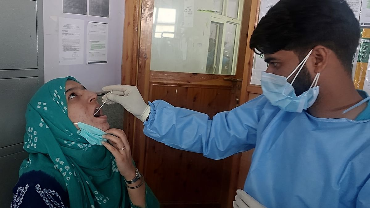 India logs 350 COVID-19 deaths, 30,941 new cases of infection  in last 24  hours