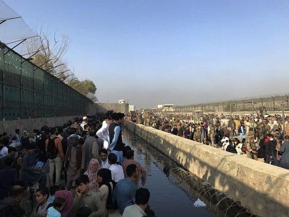 Scare, uncertainty grip Kabul although peace prevails