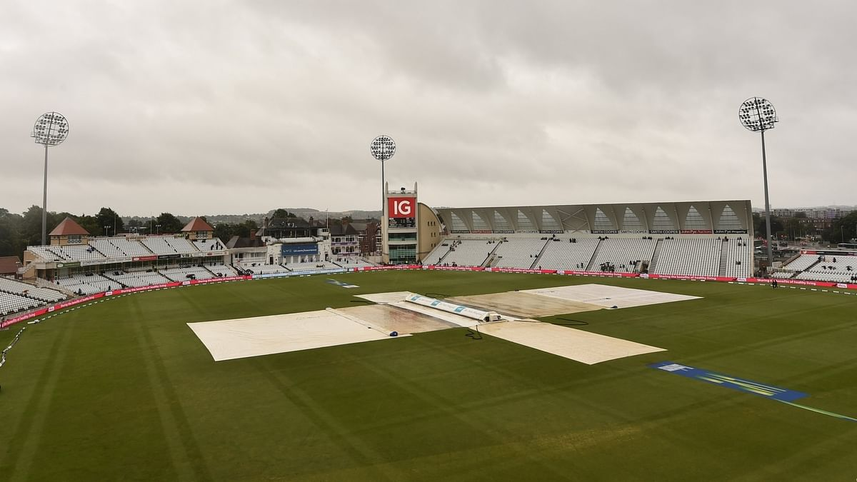 1st Test: Rain plays spoilsport as match ends in a draw