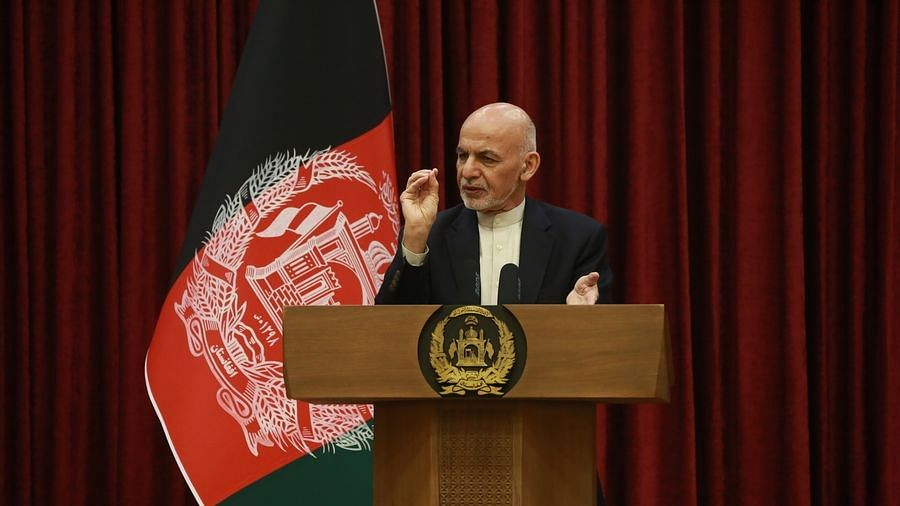 Taliban say they have taken over the Presidential Palace in Kabul