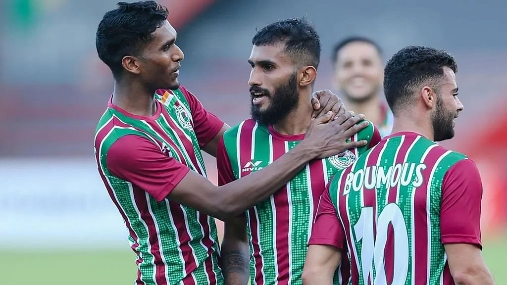 AFC Cup: ATK Mohun Bagan win to keep qualification hopes alive