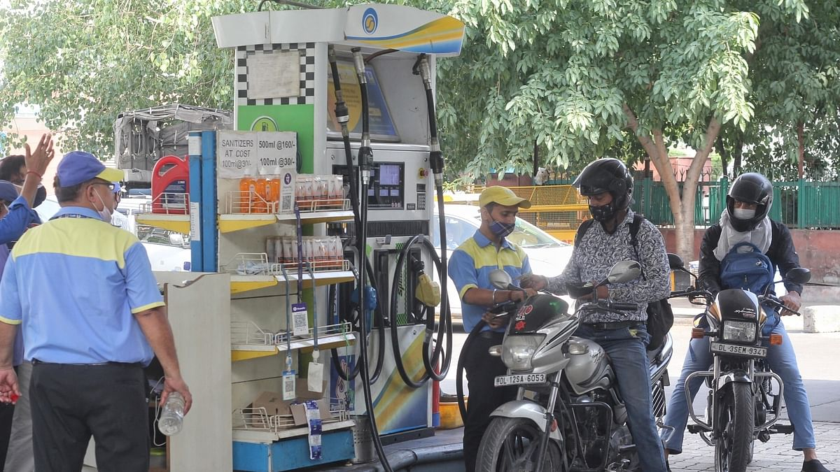 Petrol, diesel prices rise again even as global oil softens