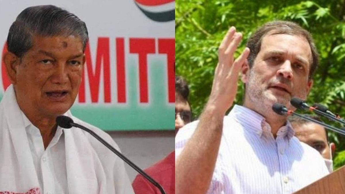 Punjab rift: Rawat meets Rahul, to visit Chandigarh soon