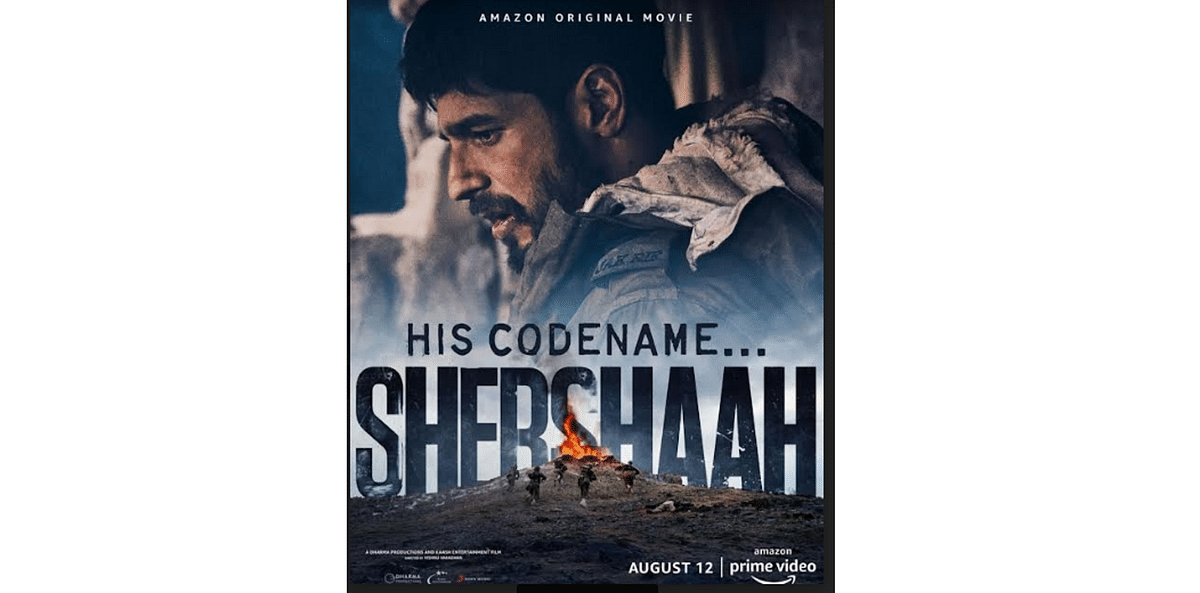 Shershah: a grand war epic which fails to stir emotions