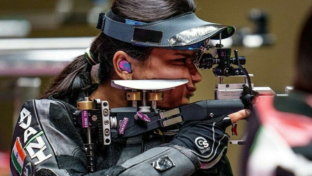 Paralympics: Shooter Avani Lekhara qualifies for final in 50m 3-positions