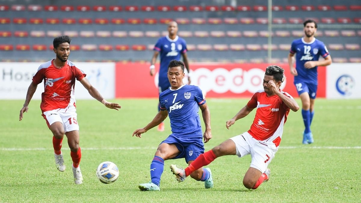 AFC Cup Qualifiers: Bengaluru out of contention after goalless draw