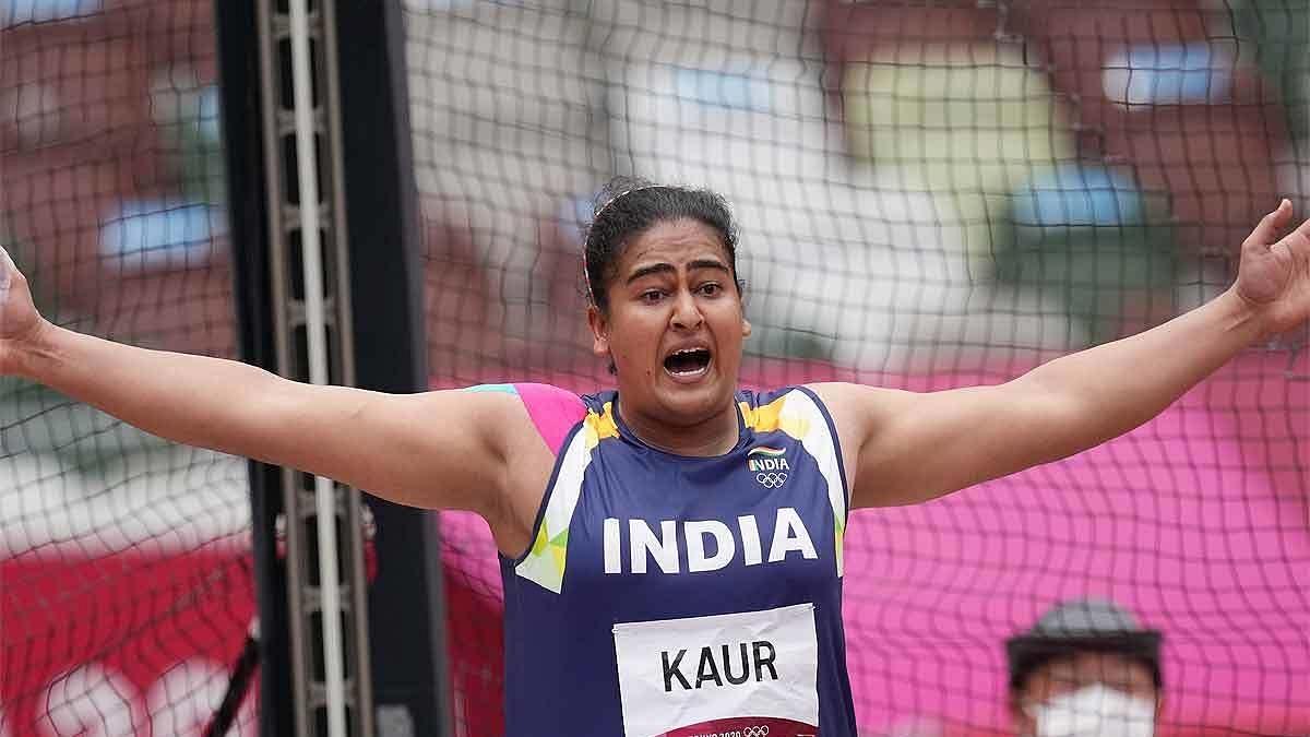 Olympics: Kamalpreet finishes sixth in discus throw, Valarie Allman wins gold