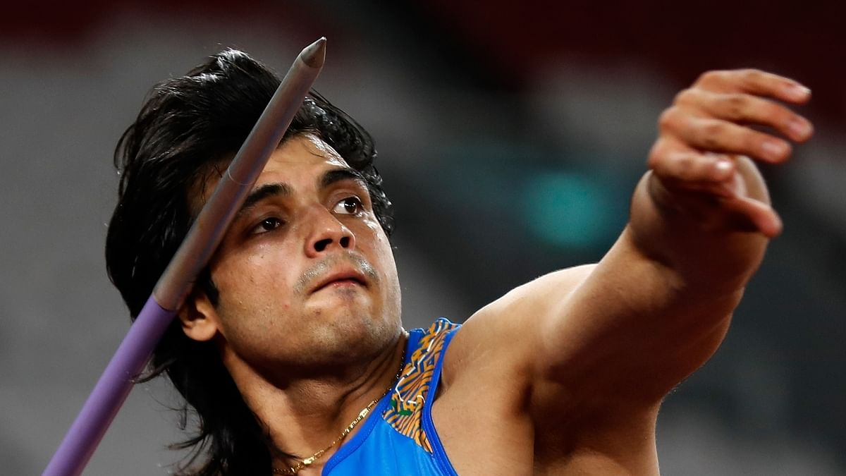 Javelin thrower Neeraj Chopra tops qualification with a throw of 86.65 metres