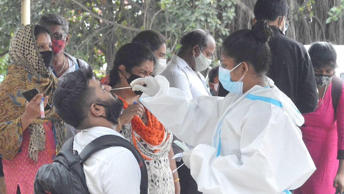 India reports 375 COVID-19 deaths, 34,457 fresh cases of infection in last 24 hours