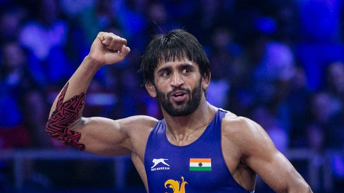 Olympics: India's Bajrang Punia wins bronze in 65kg freestyle wrestling