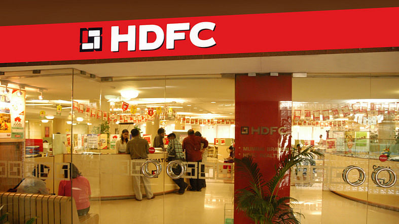 HDFC's consolidated net profit up 31%