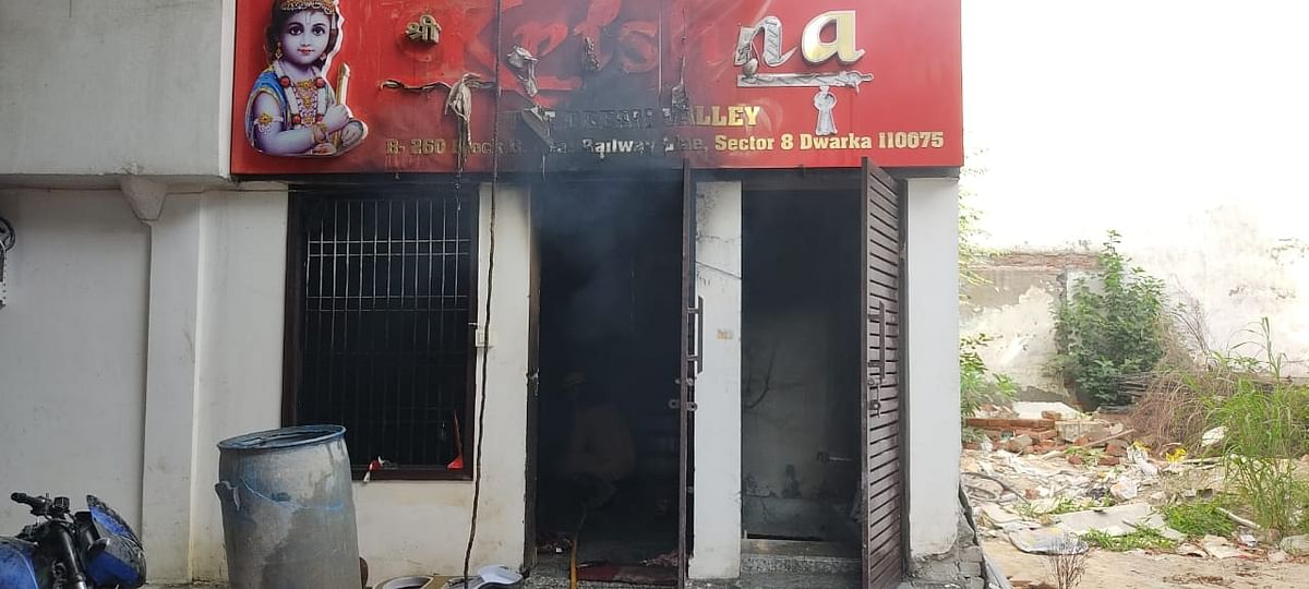 Fire breaks out in hotel at Dwarka in Delhi, 2 bodies recovered