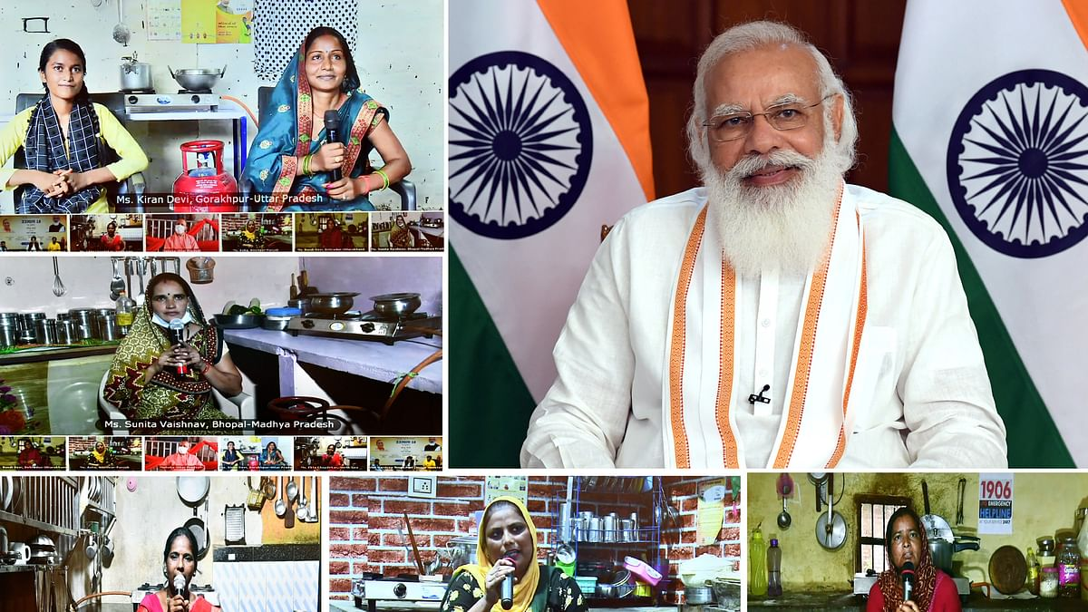 Absence of basic facilities has impacted women: Modi