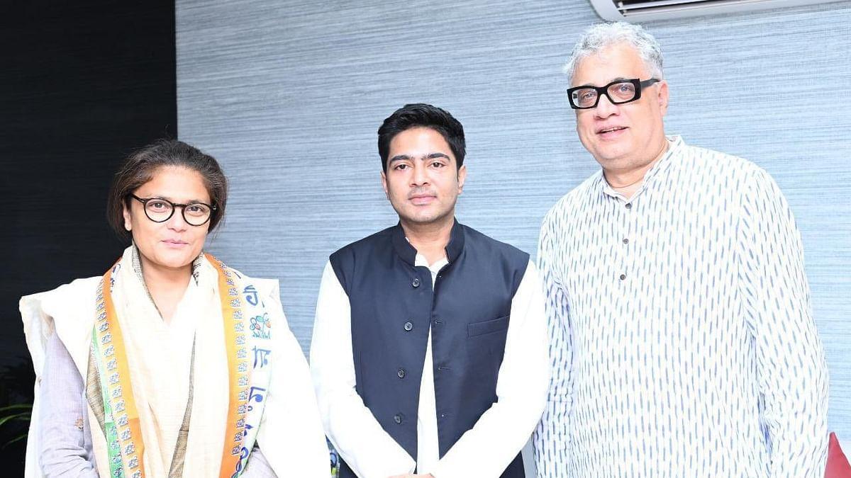Sushmita Dev quits Congress, joins Trinamool