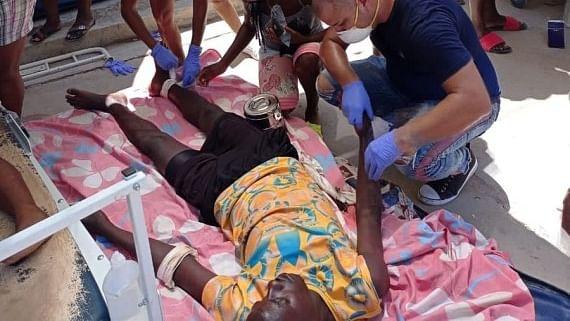 7.2-magnitude earthquake in Haiti leaves 304 people dead