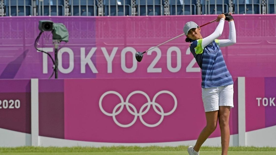 Olympic golf: Narrow miss for Aditi Ashok as she finishes fourth