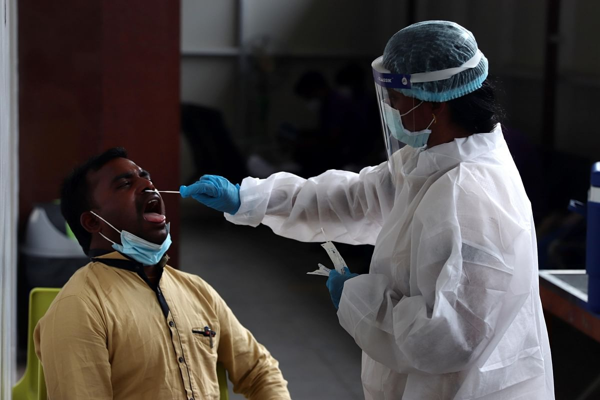 India registers 478 COVID-19 deaths, 38,667 new cases of infection in last 24 hours