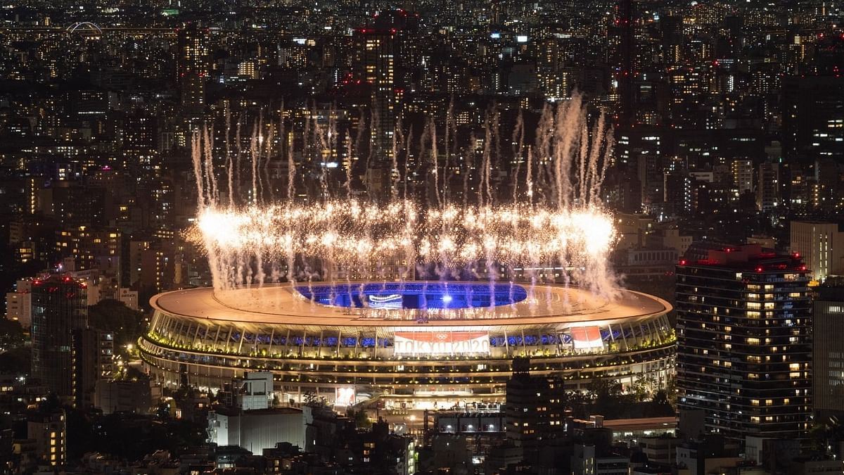 Olympics: Tokyo bids adieu with grand closing ceremony
