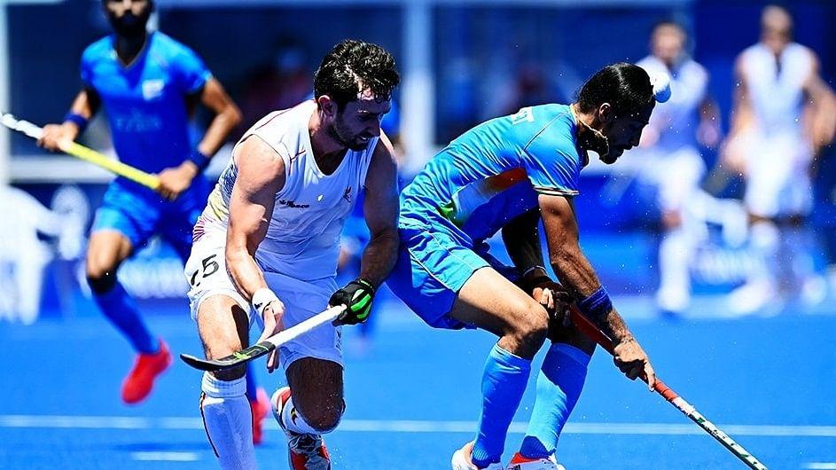 Olympics: India lose to Belgium 2-5 in men's hockey semi-final