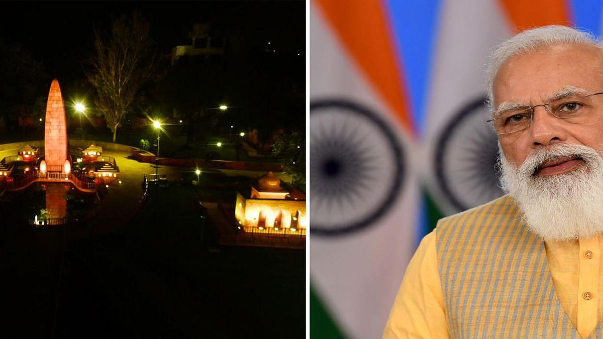 Modi dedicates renovated complex of Jallianwala Bagh Smarak to the nation