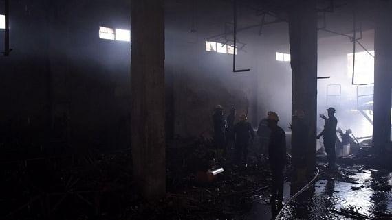 Pakistan: Factory fire kills 15 labourers in Karachi