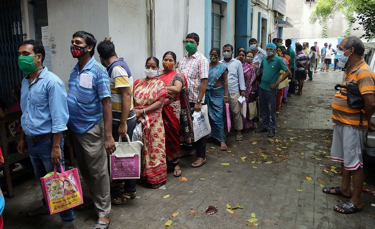 India posts 541 COVID-19 deaths, 41,831 new cases of infection in last 24 hours