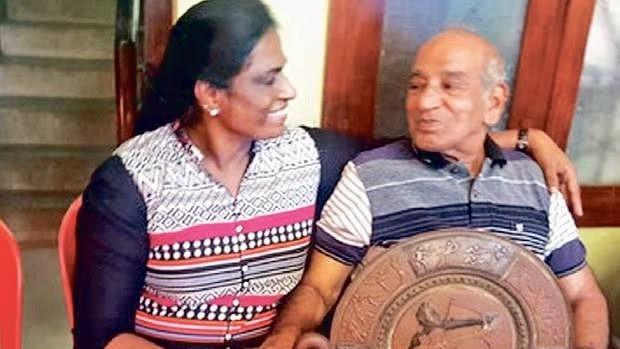 O M Nambiar, P T Usha's coach, passes away at 89