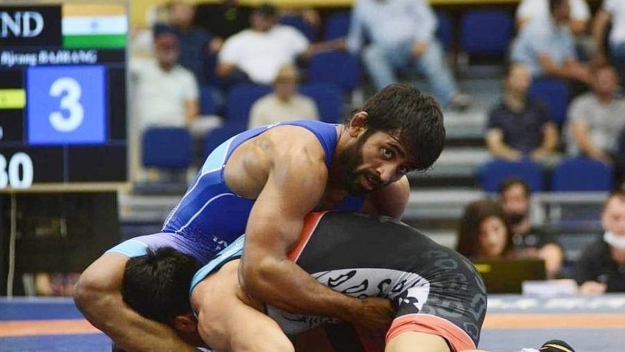 Olympics: Bajrang loses in semis; to fight for bronze medal