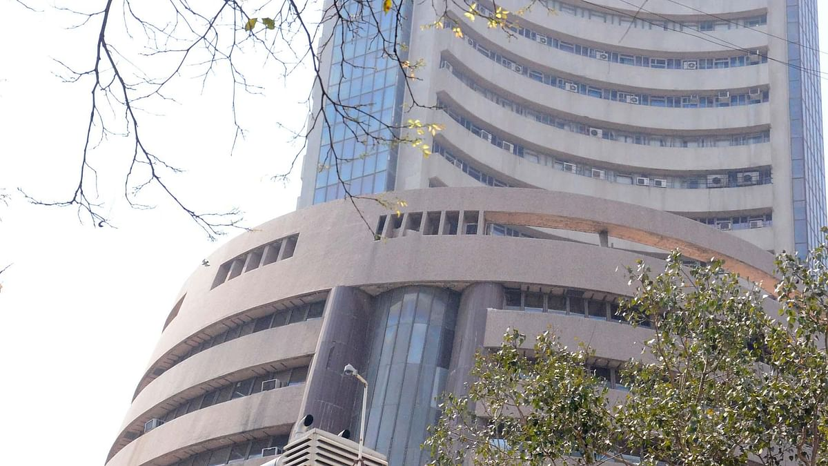 Monsoon, macro-data lift indices to new closing high, realty stocks rise