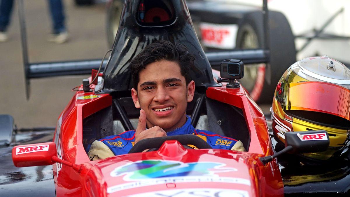 Shahan Ali Mohsin dominates MRF F1600 with a double