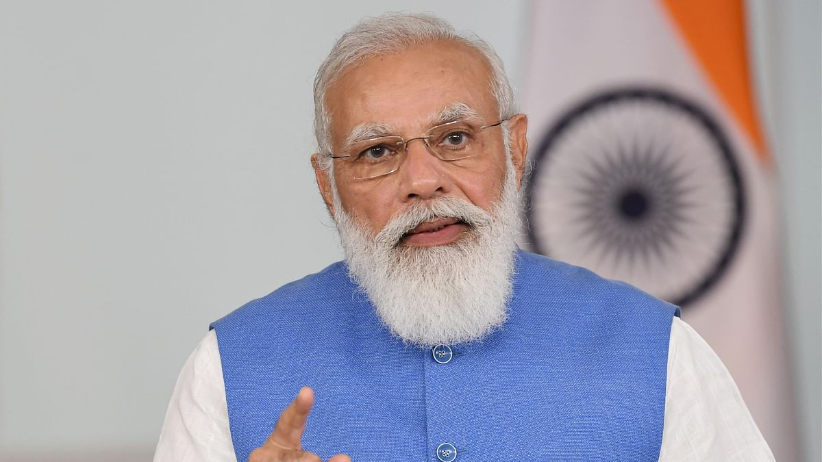 Modi to address nation at 10 am on Friday