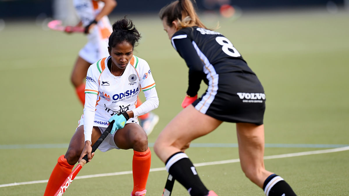 Aim of the Indian women's hockey team is to become the best side in the world: Defender Nikki Pradhan