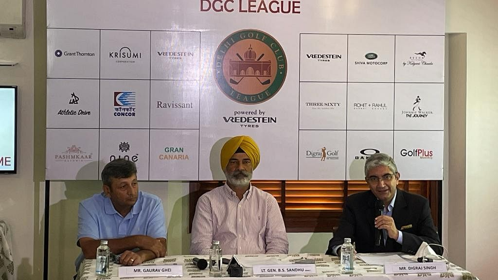 Inaugural 18-team Delhi Golf Club League to be held from October 14-31