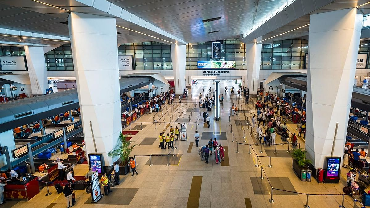 Delhi Airport launches Excess Baggage Delivery service at Terminal 3