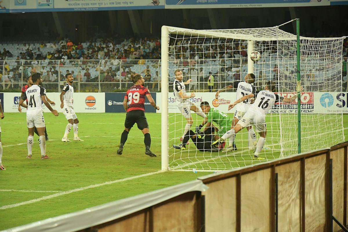Mohammedan Sporting beat FC Bengaluru United  to enter sixth Durand final