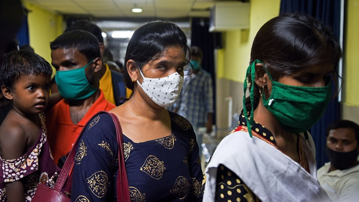India reports 460 COVID-19 deaths, 41,965 fresh cases of infection in last 24 hours