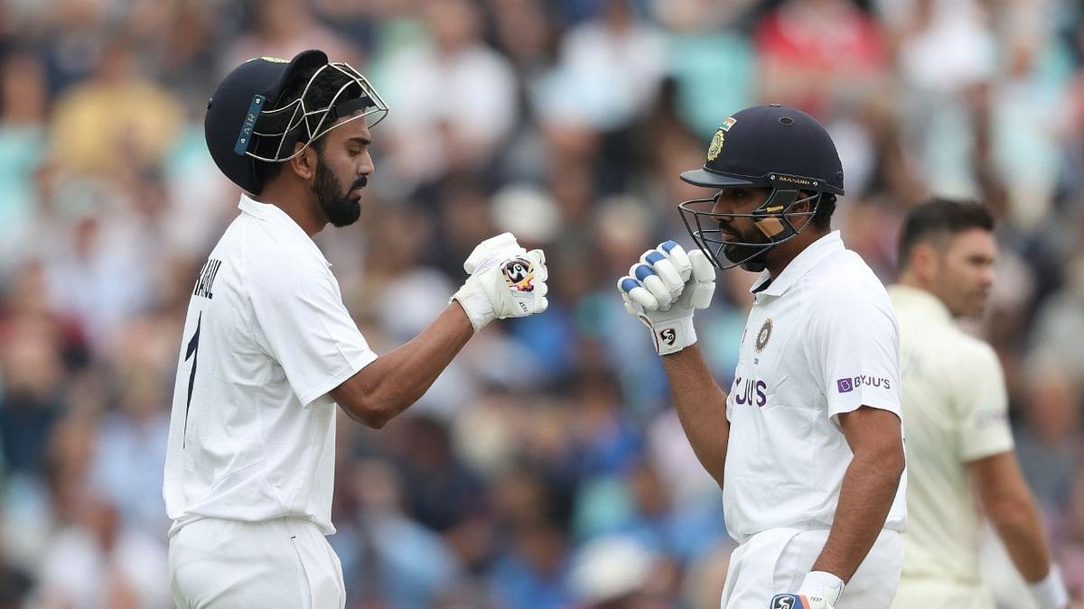 4th Test: India move into lead despite losing Rahul