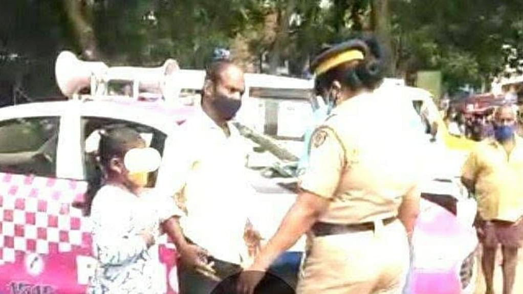 Kerala family stage protest after no action taken against erring woman cop