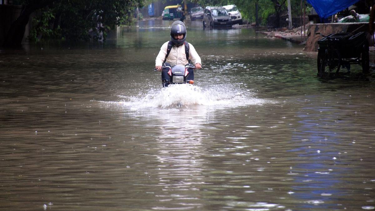 Delhi-National Capital Region wakes up to heavy rainfall