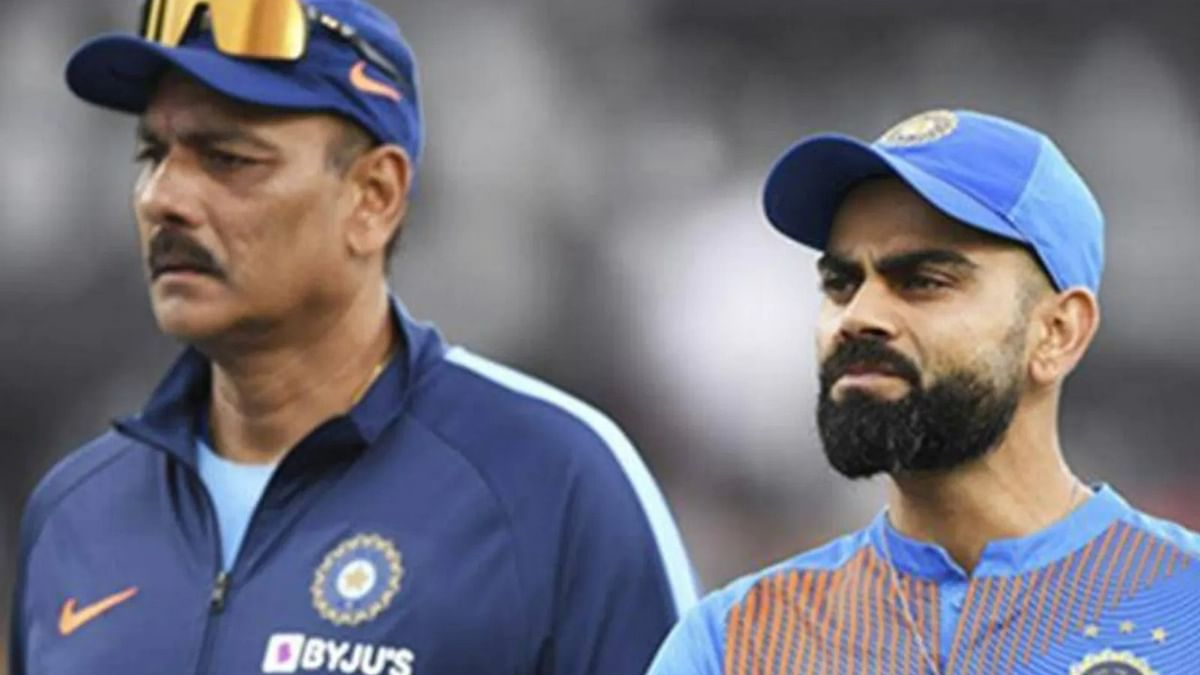 Shastri had suggested to Kohli to give up all white ball captaincy: reports