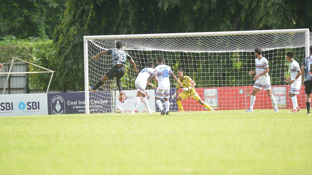 Durand Cup: Indian Navy pip Delhi FC 2-1