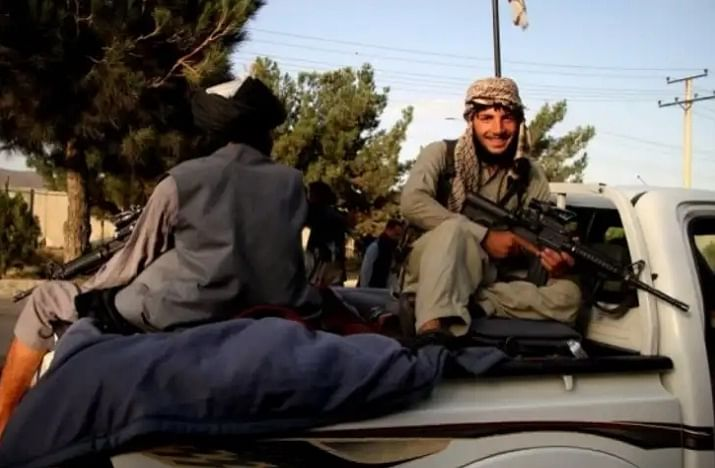 Aerial firing by Taliban claims several lives