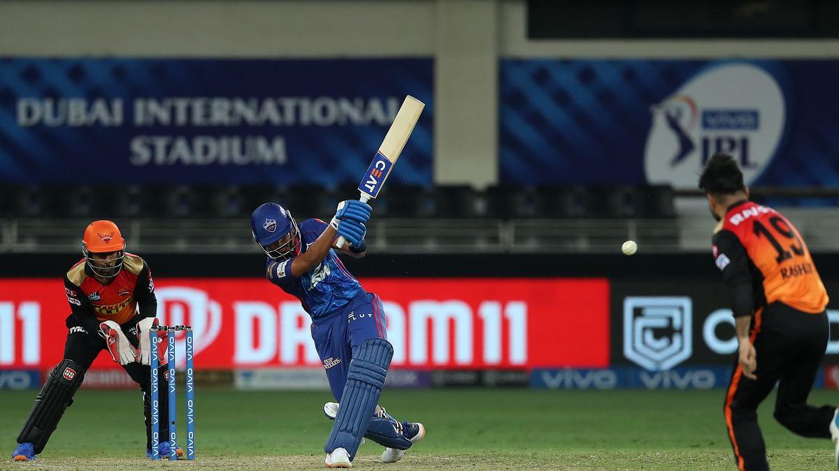 IPL 2021: Dhawan, Iyer lead Delhi to easy win over Hyderabad