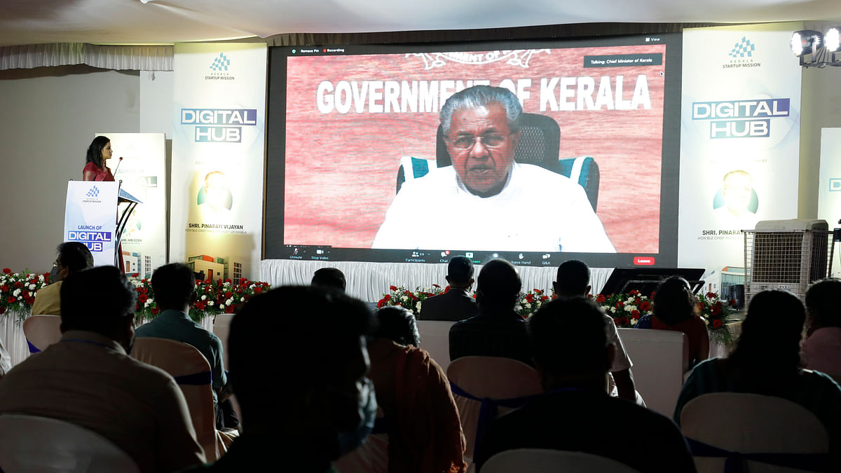 Kerala aiming for 15,000 startups by 2026: Pinarayi Vijayan